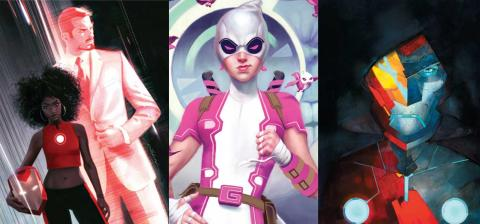 Mejores personajes de cómic de 2016: Gwenpool, Ironheart...