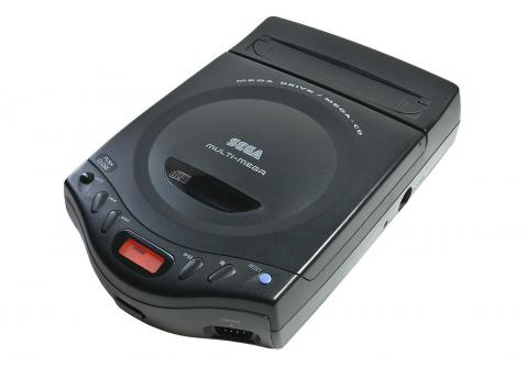 Multimega Mega CD