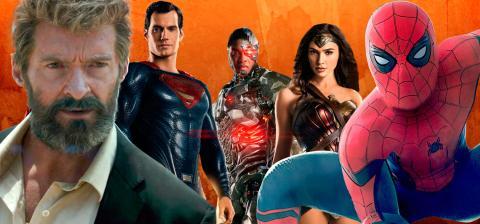 Películas y series de superhéroes 2017