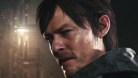 P.T. Silent Hills - Modelos de personajes y enemigos filtrados