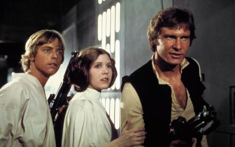 Star Wars reparto original