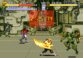 Streets of Rage 3 3