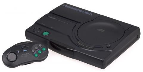 Wondermage Mega CD 3