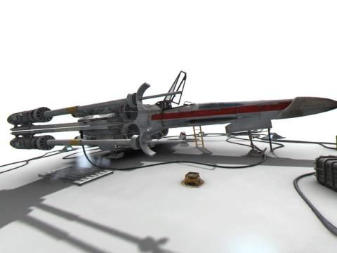 Xwing VR 1 5