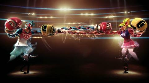 arms nintendo switch exclusivo