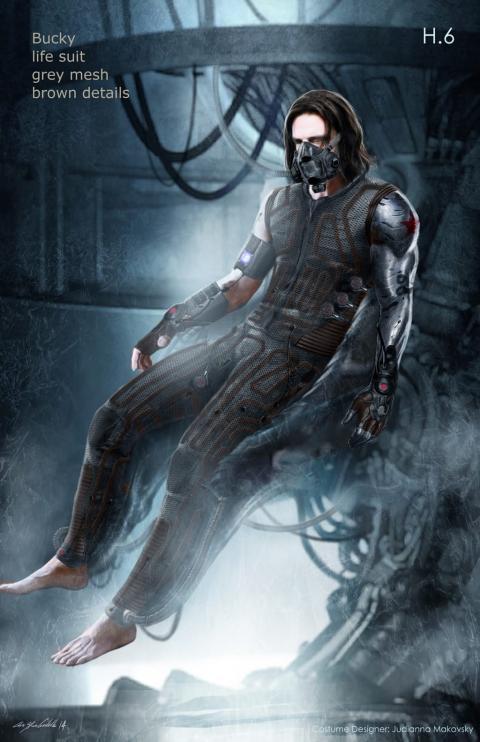 Capitán America Civil War
