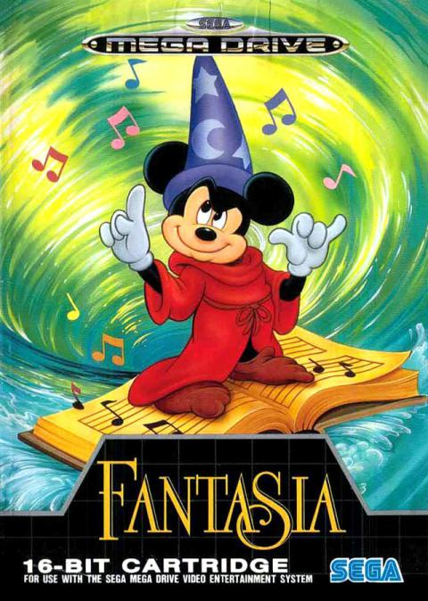 Fantasía Mega Drive