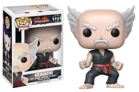 Funko Pop! de Tekken - Heihachi
