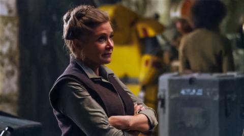 General Leia Organa