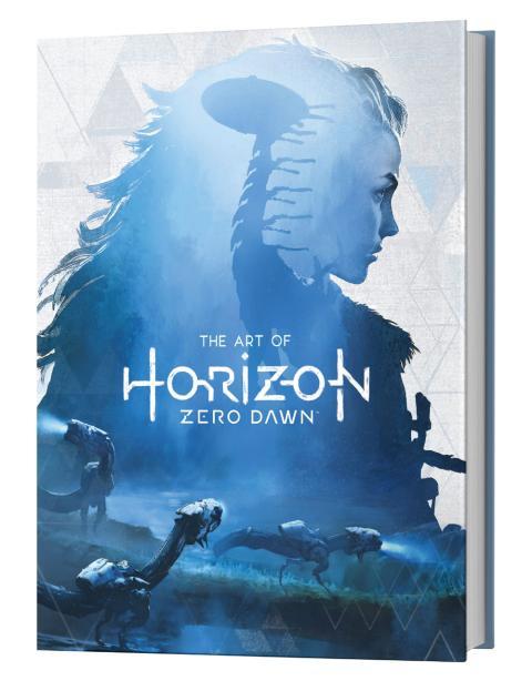 Horizon Zero Dawn - Libro de arte