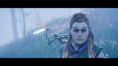 Horizon Zero Dawn - Modo foto en PS4