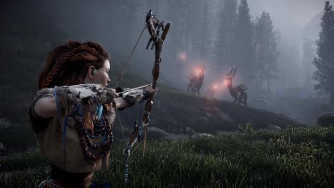 Horizon Zero Dawn PS4 Pro