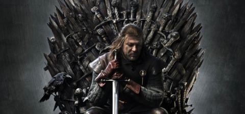 HBO, trono, hierro