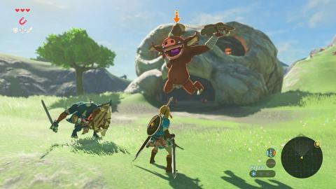 The Legend of Zelda: Breath of the Wild - Nuevas imágenes