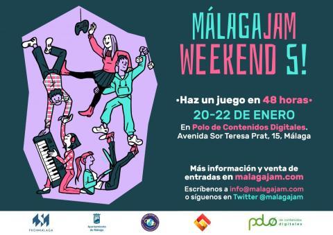 MálagaJam Weekend 5