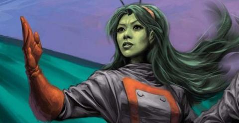 Mantis - Guardianes de la Galaxia