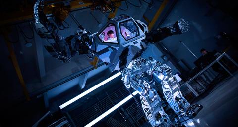 Method-2 - robot gigante