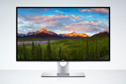 Monitor 8K de Dell PC