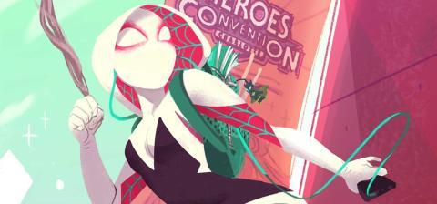 Spider-Gwen: ¿Quién es y por qué mola tanto esta otra Gwen Stacy?