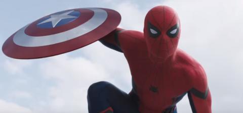 Civil War, Tom Holland , Marvel