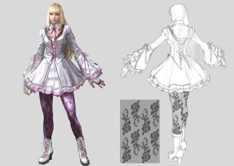 Tekken 7 - artwork