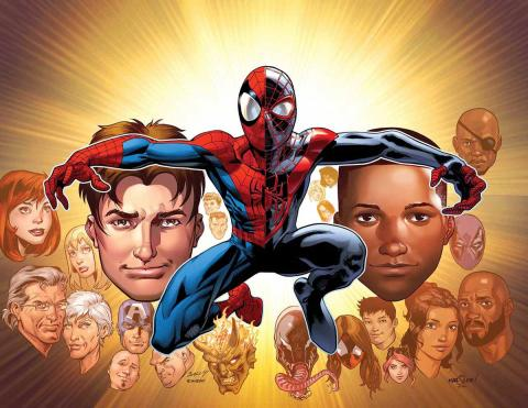 ¿Ultimate Spider-man?