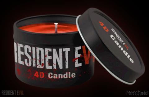 Vela 4D Resident Evil 7