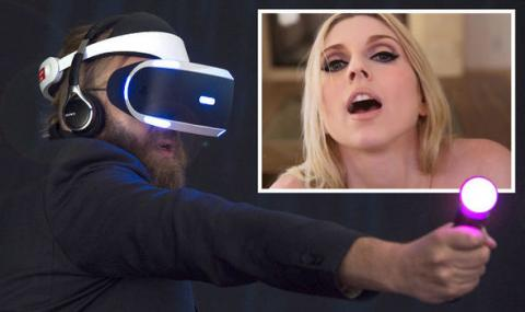 Ver porno en PlayStation VR