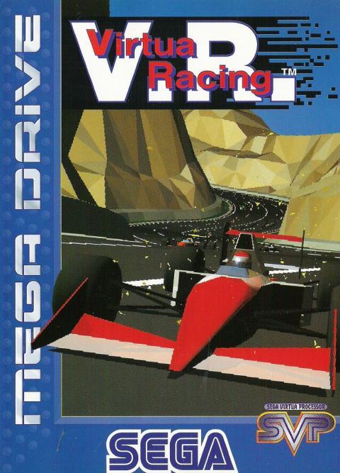 Virtua Racing Mega Drive
