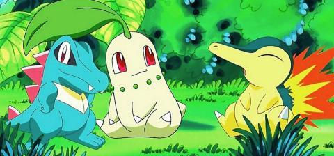 2ª generación Pokémon GO