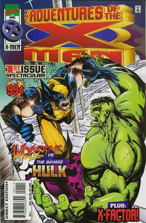 The Adventures of X-men
