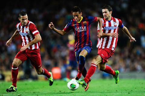 Atlético de Madrid - Barça: Semifinal Copa del Rey