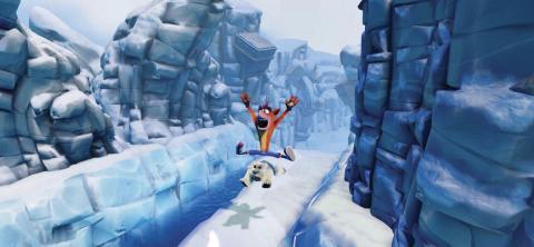 Crash Bandicoot 2 en Crash Bandicoot N. Sane Trilogy