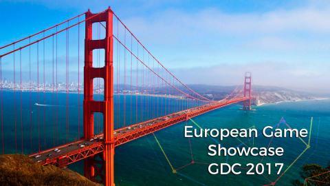 European Game Showcase GDC 2017
