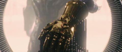 Fase 3 de Marvel - Thanos