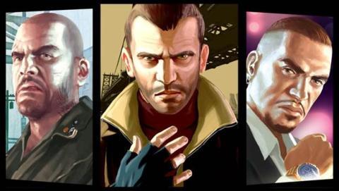 GTA IV retrocompatible Xbox One