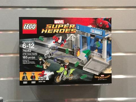 LEGO, Juguetes, sets