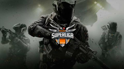 Superliga Orange Call of Duty