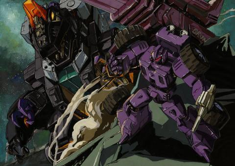 Hasbro, Transformers
