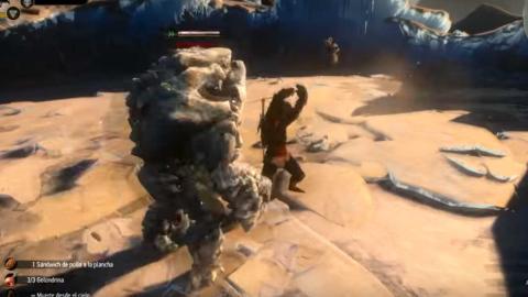 The Witcher 3: Wild Hunt Caranthir
