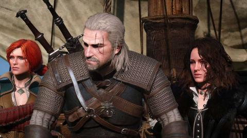 The Witcher 3: Wild Hunt historia
