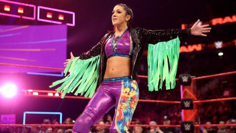 WWE- Bayley es la nueva Campeona Femenina de Raw
