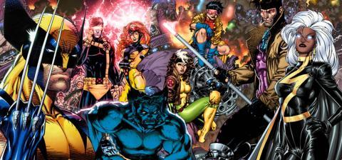 X-Men años 90
