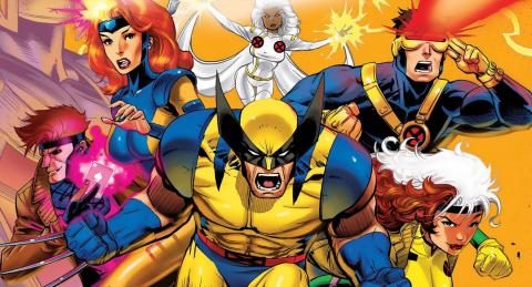 X-Men Dibujos