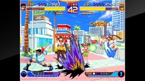 Análisis de ACA NeoGeo Waku Waku 7 para Nintendo Switch