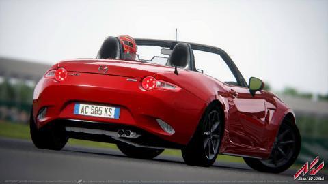 Assetto Mazda 2