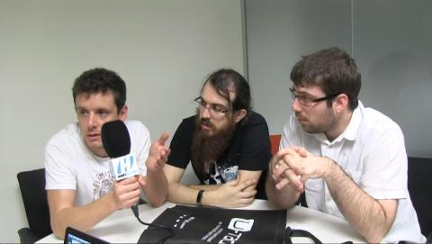 U-tad Diarios de Desarrollo U-tad StarQuake Games