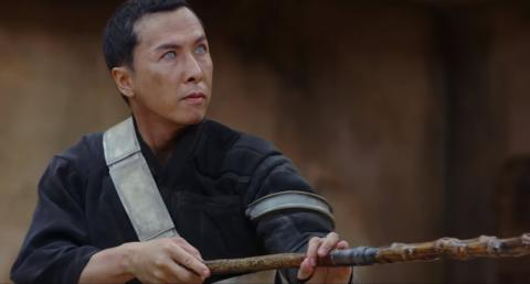 Donnie Yen en Rogue One