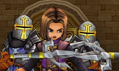 Dragon Quest XI para Nintendo 3DS