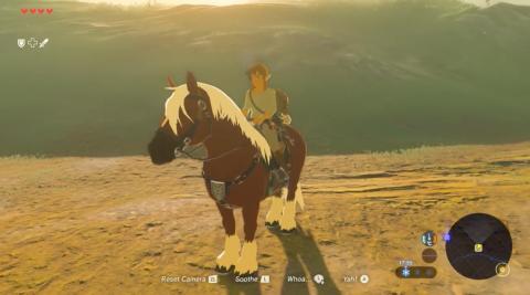 Epona Zelda Breath of the Wild